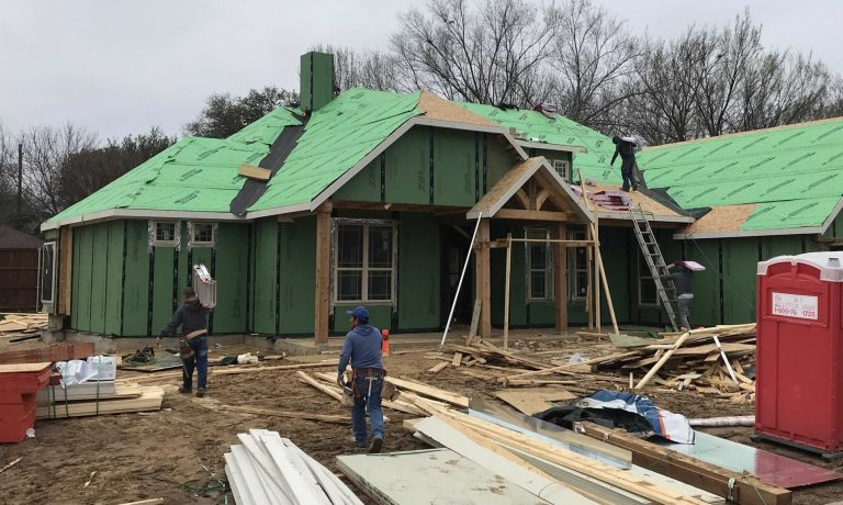 Little Elm Roofing Work