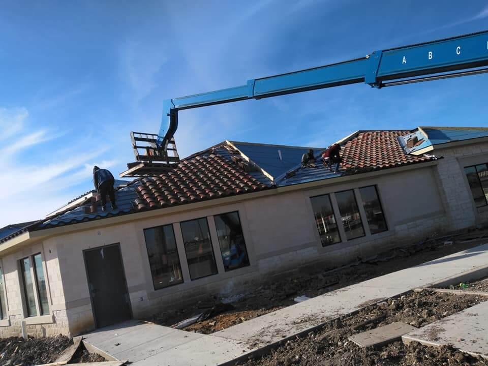 McKinney Tile Roof Installation